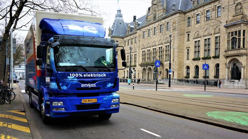 Nieuwsblad Transport Logistiek010 Hoopt Op Elektrische Bestelwagens