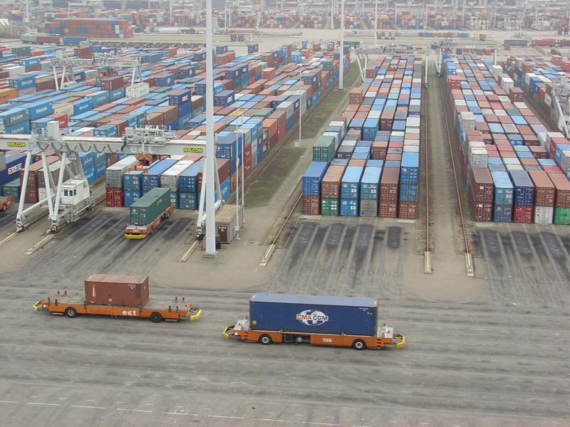 4% Groei Voor ECT-moederbedrijf Hutchison Ports