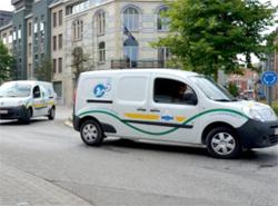 Nieuwsblad Transport Solidariteit Voor Het Gezin Schakelt Over Op