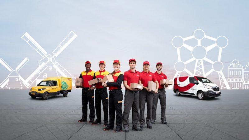 a1c01d71a2e Bpost en DHL samen in Benelux-bezorging | Nieuwsblad Transport