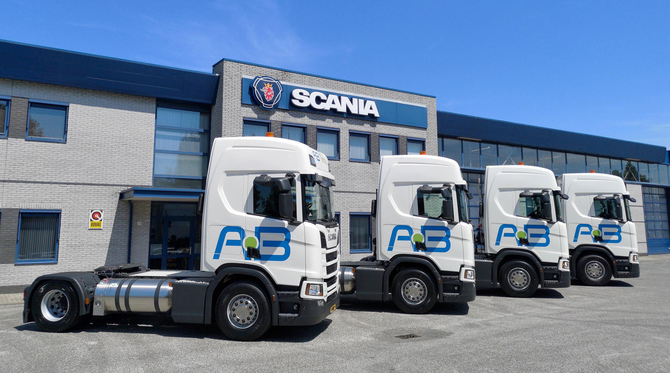 bron: Scania