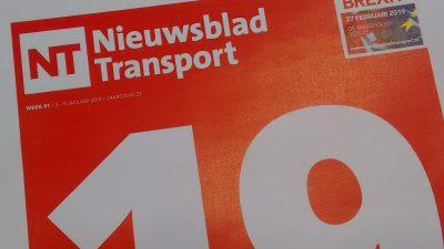 Nieuwsblad Transport Pdf Van De Krant