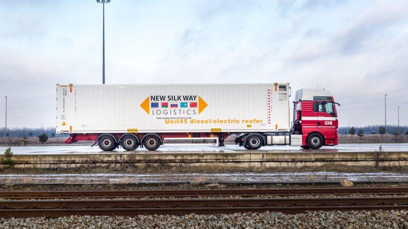 Essers, New Silkway Logistics
