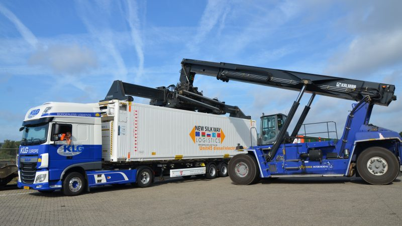 KLG, New Silkway Logistics