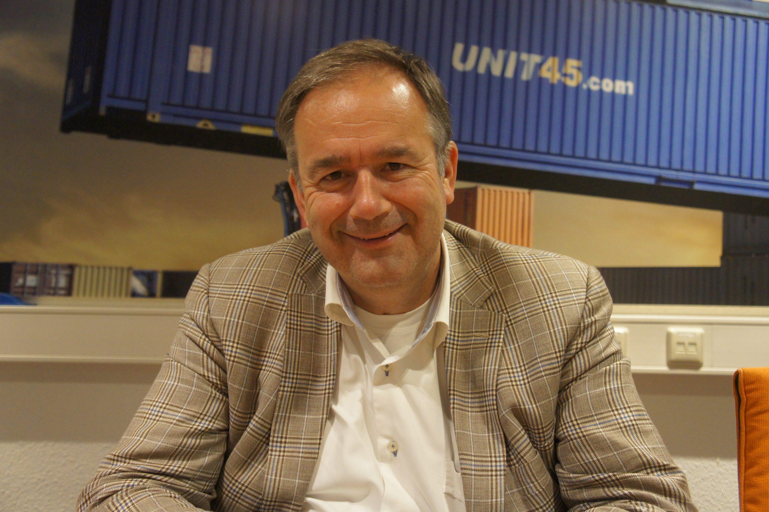algemeen directeur Unit 45 Jan Koolen