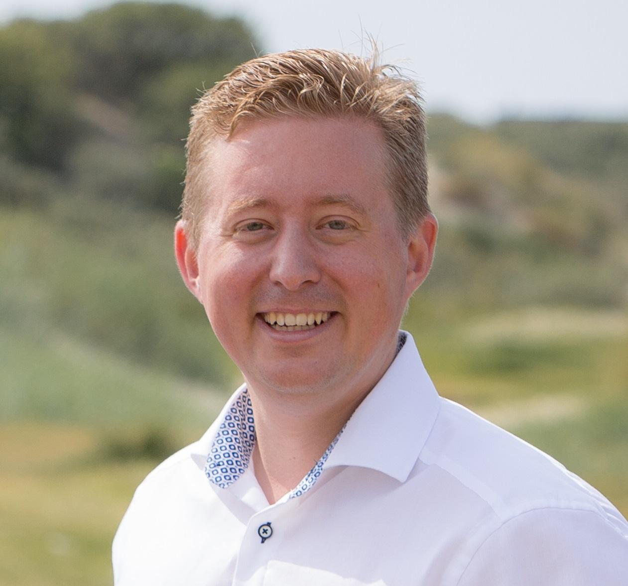 Jurgen van der Sloot, beleidsadviseur binnenvaart & spoor bij Evofenedex