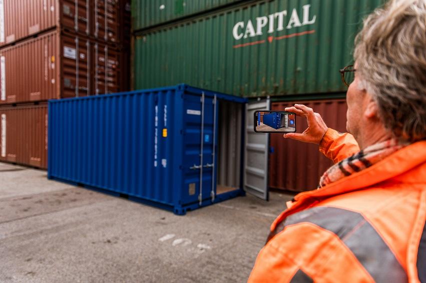 Rotterdam Port Fund neemt belang in CargoSnap