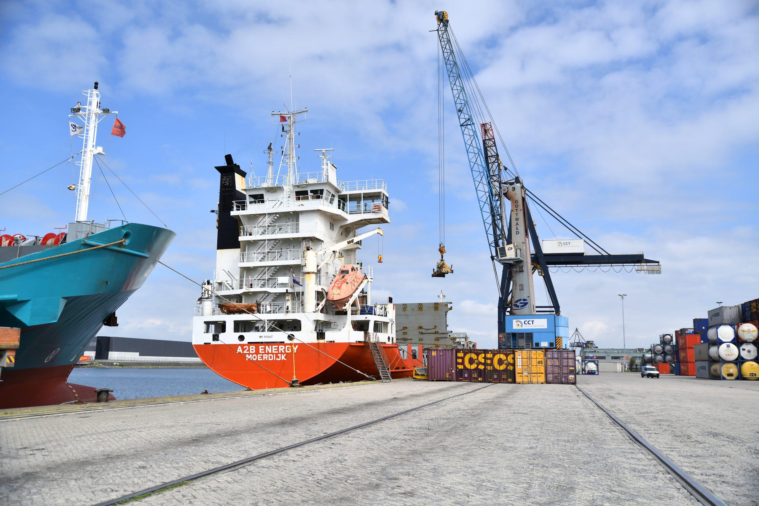 Port of Moerdijk