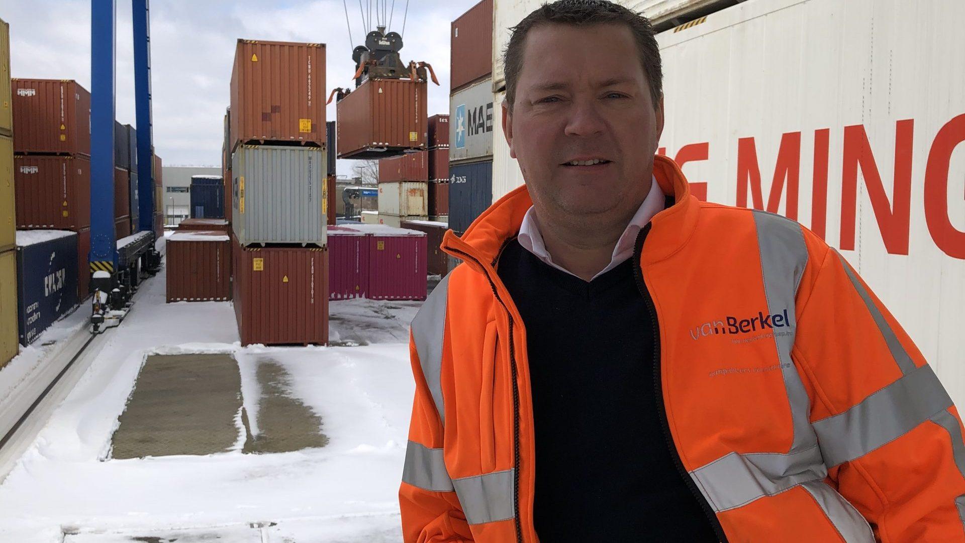 Michel van Dijk Van Berkel Logistics