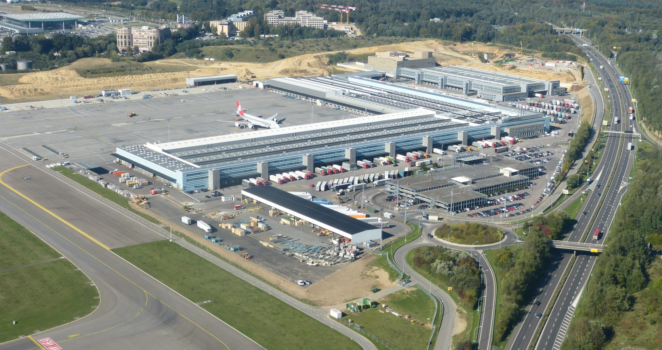 LG Cargo Center