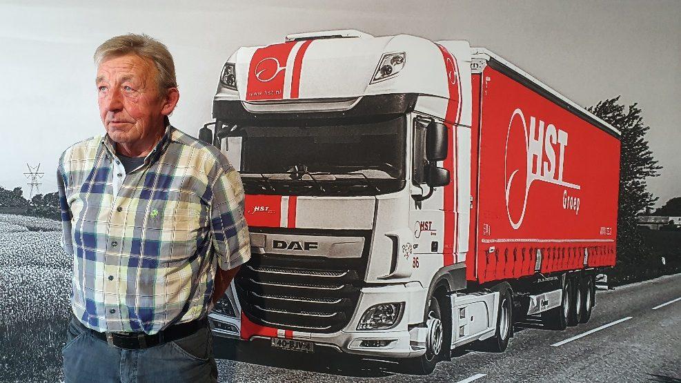 De 71-jarige vrachtwagenchauffeur Jaap Martens hoopt komende maandag zijn…